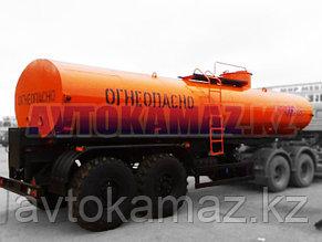 Полуприцеп-нефтевоз Нефаз 96742-300110-04 (Сборка РФ, 2013 г.)