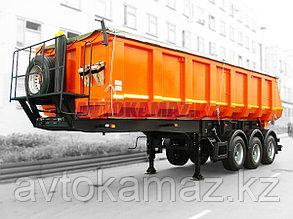 Самосвальный полуприцеп Нефаз 9509-10-30 (2016 г.)
