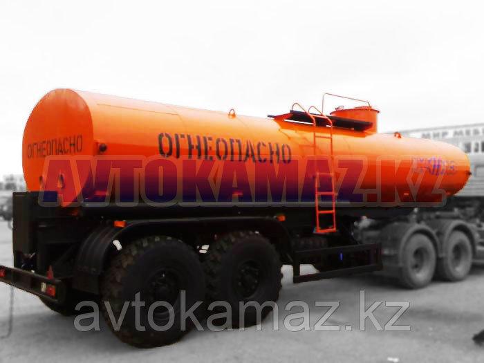 Полуприцеп-нефтевоз Нефаз 96742-300110-04 (2016 г.)