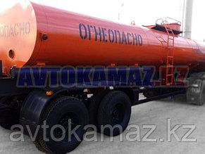 Полуприцеп-нефтевоз Нефаз 96743-200110-01 (2016 г.)
