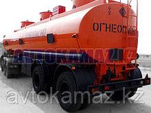 Полуприцеп-бензовоз Нефаз 9693-200310 (2016 г.)
