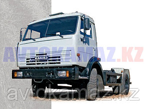 Шасси КамАЗ 43255-3010-28 (2016 г.)