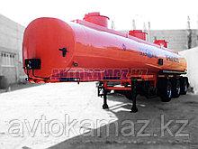Полуприцеп-бензовоз Нефаз 96894-201310 (2016 г.)