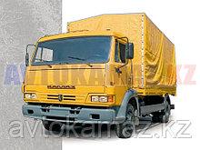 Бортовой грузовик КамАЗ 4308-6067-28 (2016 г.)