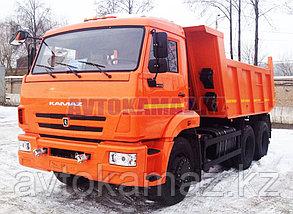 Самосвал КамАЗ 65115-6057-23 (2016 г.)