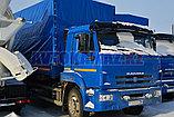 Бортовой грузовик КамАЗ 65117-6010-23 (2016 г.), фото 2