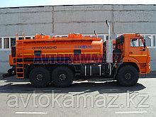 Топливозаправщик КамАЗ 66062-2013-46 (2016 г.)
