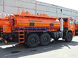 Топливозаправщик КамАЗ 66062-2213-46 (2016 г.), фото 2