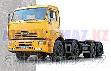 Шасси КамАЗ 65201-3010-43 (2016 г.)