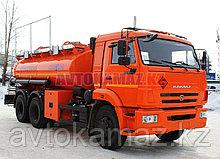 Топливозаправщик КамАЗ 66052-2213-А4 (2016 г.)