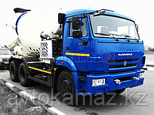 Бетоносмеситель-миксер КамАЗ 58146W (2016 г.)