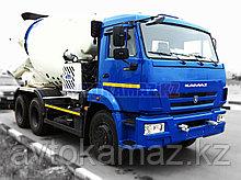 Бетоносмеситель-миксер КамАЗ 58146Z (2016 г.)