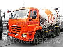 Бетоносмеситель-миксер КамАЗ 58147G (2016 г.)