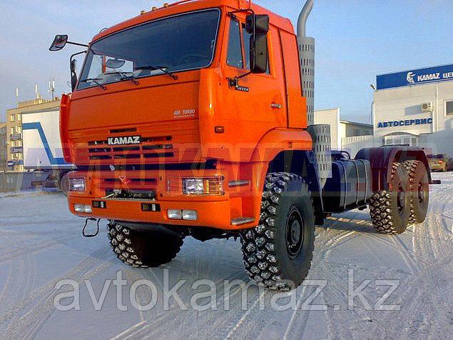 Шасси КамАЗ 65224-3970-43 (2016 г.)
