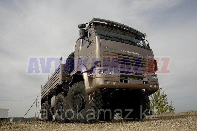 Бортовой грузовик КамАЗ 6560-6110-43 (2016 г.)