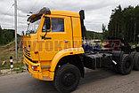 Седельный тягач КамАЗ 65225-6015-43 (2016 г.), фото 2