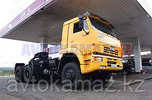 Седельный тягач КамАЗ 65225-6114-43 (2016 г.)