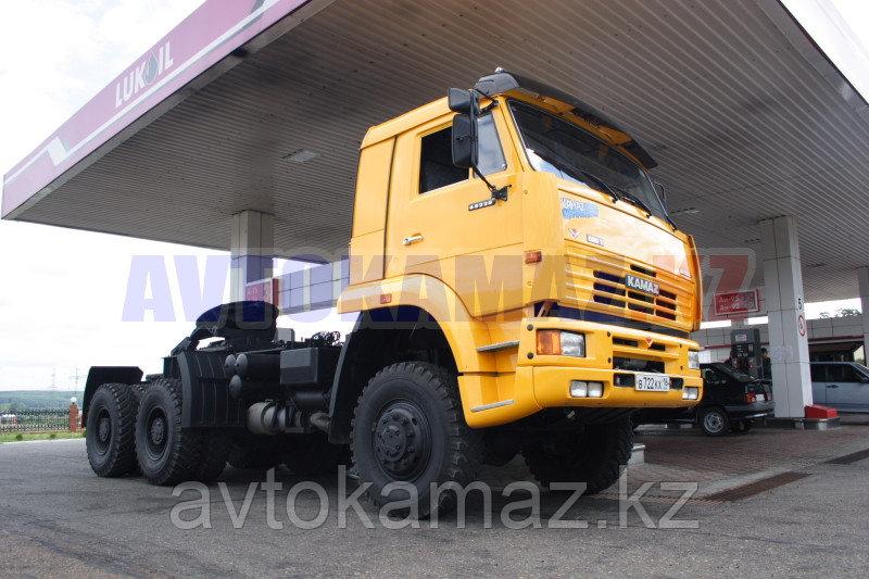 Седельный тягач КамАЗ 65225-6141-43 (2016 г.)