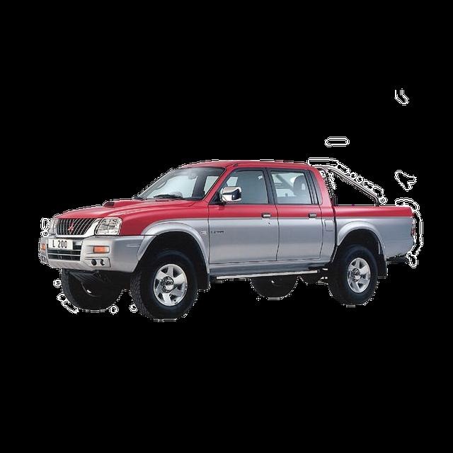 L200 III (1996–2007)