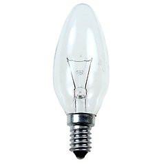 Лампа для светильников,ночников 10W цоколь E10