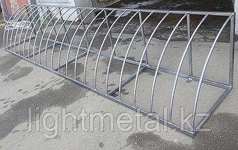 Велопарковки из нержавеющей стали, фото 2