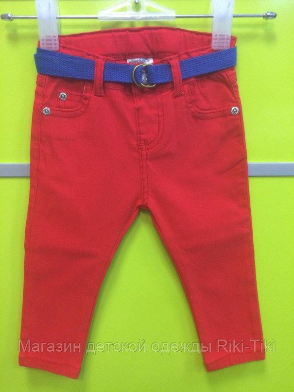 Летние брюки детские