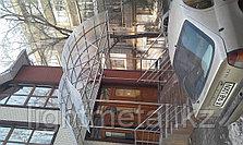 Навесы и козырьки из нержавеющей стали с использованием полигали, фото 2