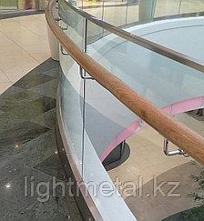 Перила и ограждения из стекла , фото 2
