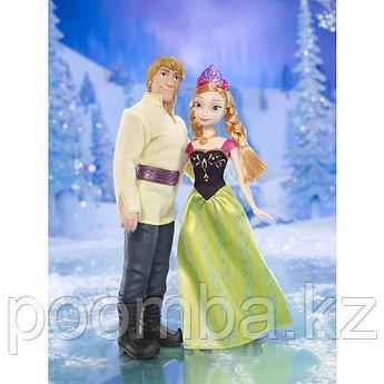Куклы Анна и Кристоф Холодное Сердце Disney Princess