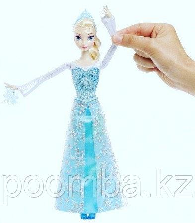 """Холодное сердце """"Кукла Эльза - магия льда!"""""""