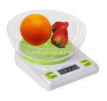 Кухонные электронные весы (Electronic Kitchen scales) с чашей