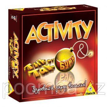 Настольная игра «Активити Тик Так Бумм»