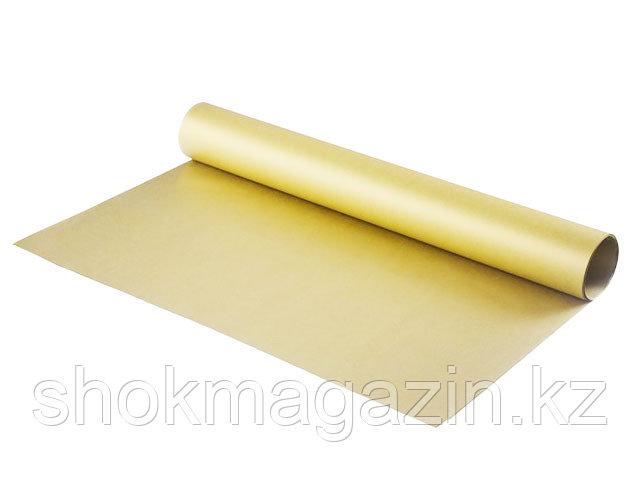 Калька бумажная бежевая 840ммх10м