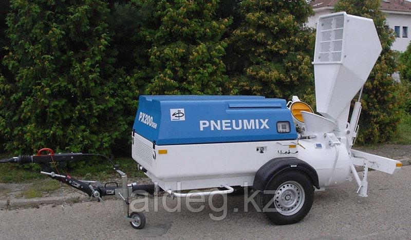 Пневмонагнетатель PX 200 D