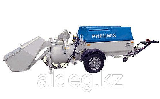 Оборудование для заливки пола Пневмонагнетатель PX 200 ЕK