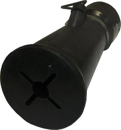 Насадка резиновая круглая, на шланг D=100 мм NORDBERG AN100R