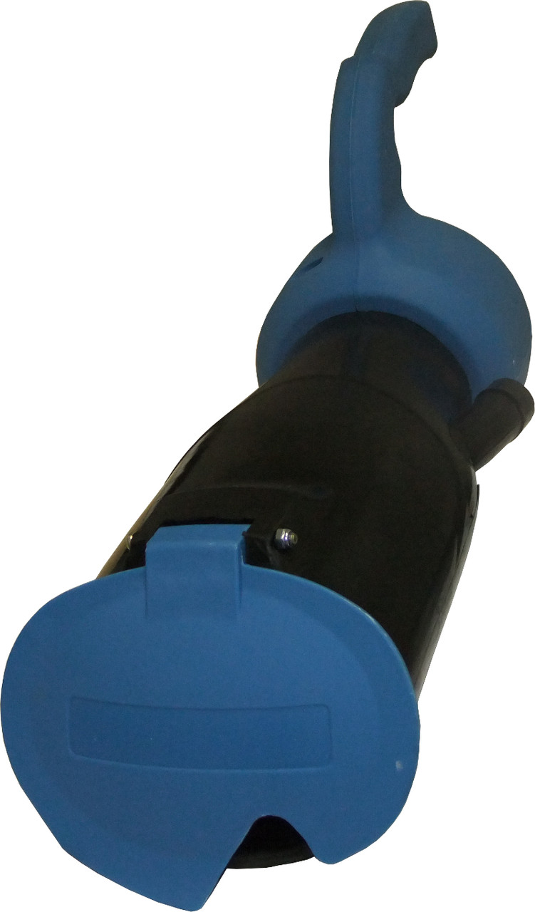 Насадка резиновая овальная с ручкой, на шланг D=75 мм NORDBERG AN075DН