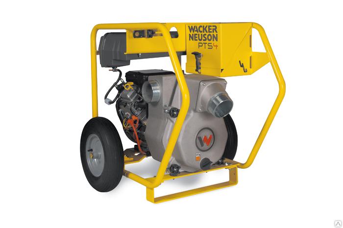 Мотопомпа бензиновая PTS 4V Wacker Neuson (Ваккер Нойсон)