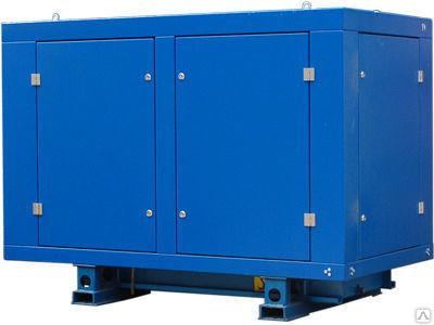 Дизельный генератор АД-30С-Т400 в кожухе с АВР, ММЗ