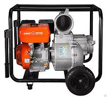 Мотопомпа бензиновая для  чистой и слабо загрязненной воды МПБ-2500