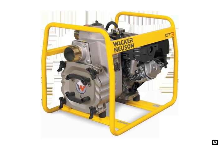 Мотопомпа для грязной воды Wacker Neuson PT 3 (Ваккер Нойсон)