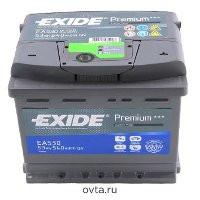 Аккумулятор Exide EA 530  53Ah