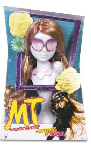 Moxie Teenz Парик для кукол, в ассортименте - фото 1