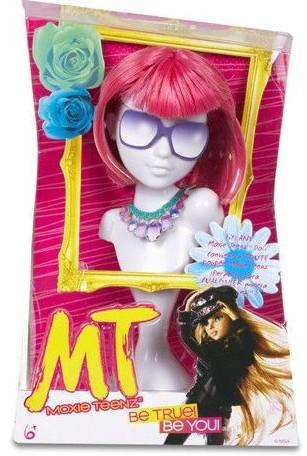 Moxie Teenz Парик для кукол, в ассортименте - фото 2