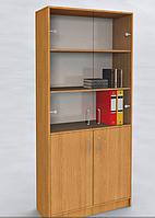 Шкаф со стеклянными дверцами D3-3, фото 1