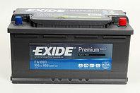 Аккумулятор Exide EA 1000 100Ah
