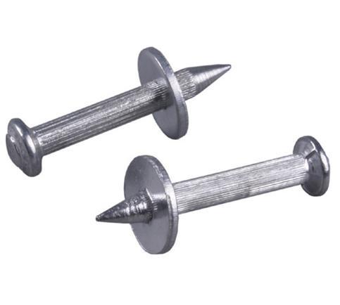 Металлические дюбель-гвозди по бетону  4,5х40