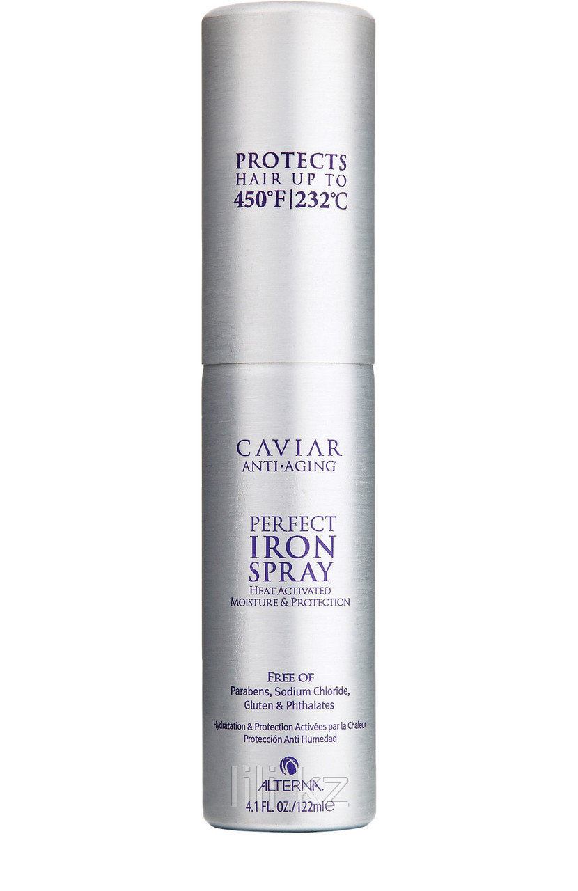 "Термозащитный спрей ""Абсолютная термозащита"" Alterna Caviar Anti-Aging Perfect Iron Spray 125 мл."
