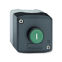 Пост 1-кнопочный, пуск XALD102E, фото 1