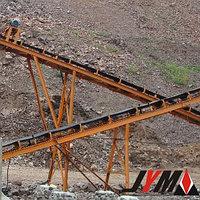 Ленточный конвейер для дсу дск дробильные комплексы ленточные транспортеры, фото 1
